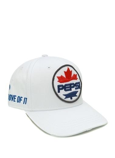 Dsquared2 Şapka Beyaz